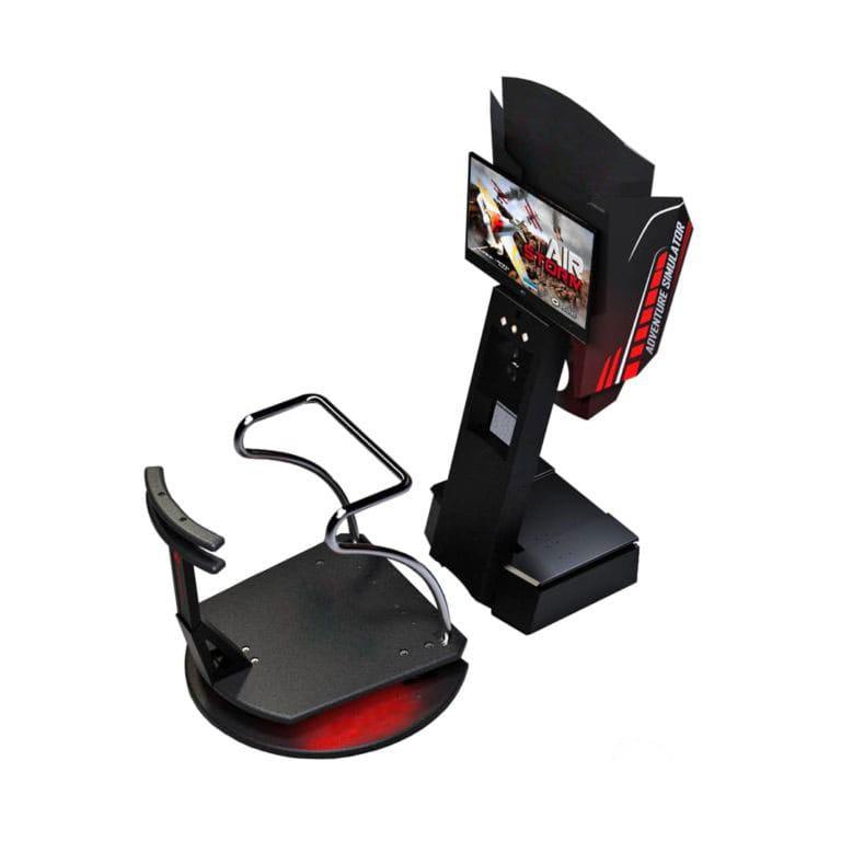 5D VR Simulator